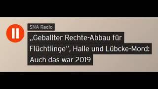 """Journalist u. NSU-Experte Wolf Wetzel:  Politik & Behörden sind """"rechts blind"""" (Sputniknews)"""