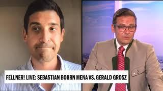 Die Agenda der Klimakommunisten - Gerald Grosz in Fellner Live