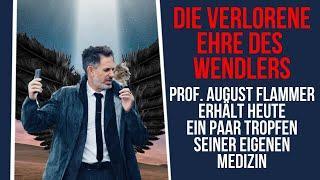 """""""Die verlorene Ehre"""" des Michael Wendler - August Flammer erhält heute ein paar Tropfen seiner eig"""