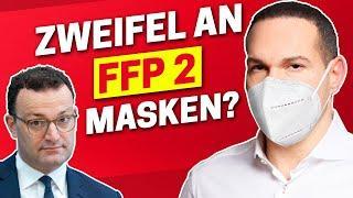 schockierend - Zweifel an FFP2-Masken - Müssen wir jetzt alle schweigen?