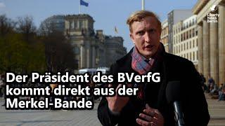 Journalist Anselm Lenz über den Präsidenten des Bundesverfassungsrichts Stephan Harbath