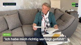 Bayerische Rentnerin geschockt über Bußgeldbescheid und Verhalten der Beamten