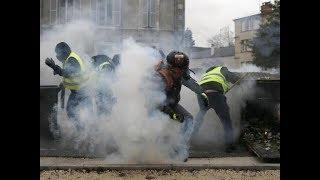 Bürgerkrieg in Frankreich, ganz viele Krisenherde und Probleme — doch der dt. Michel schläft weiter