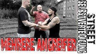 Selbstverteidigung - Mehrere Angreifer auf einmal abwehrenSTYLE