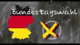 Wahlflugblatt zur Bundestagswahl 2017