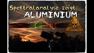 Kondensstreifen enthalten Aluminium