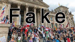 Inszenierung am Reichstag - die Beweise