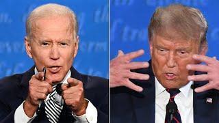 First presidential debate in full: Trump vs Biden - US Election 2020