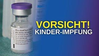 Die Kinderimpfung und die Propaganda (Arvay, Schubert, Sönnichsen, Braun)