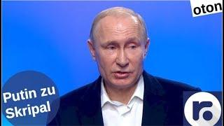 Putin zu Skripal auf deutsch
