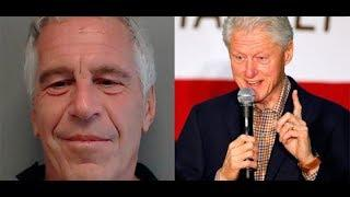 Bill Clinton gets CONFRONTED about 26 Trips on Lolita Express!