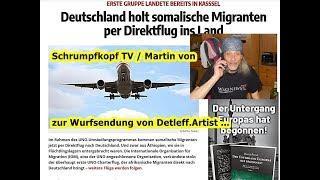 Trailer: Schrumpfkopf TV / Martin von zum Vorschlag von DetlefF.Artists Flugblattaktion ...