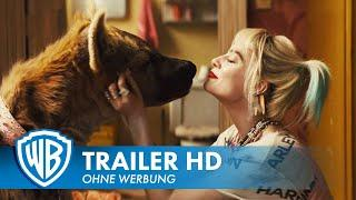 BIRDS OF PREY - Trailer #2 - THE EMANCIPATION OF HARLEY QUINN | Deutsch HD German (2020)