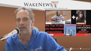 """Die Top 10 der schlimmsten gegen die Menschheit eingesetzten """"Waffen"""" - Schlaf Stopp mit Martin"""