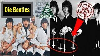 DIE BEATLES - Ein Illuminati enthüllt die Satanisten