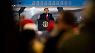 Trump kritisiert US-Medien für Missachtung seiner Friedensnobelpreis-Nominierung