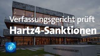 Hartz4: Verfassungsgericht prüft Sanktionen