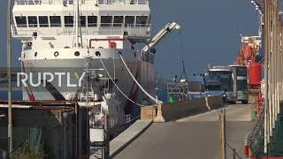 Italy: Migrants allowed to disembark in Sicily after Salvini reaches EU sharing deal