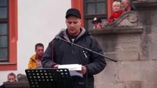 So siehts aus in Deutschland! Chef eines Sicherheitsdienstes spricht Klartext