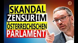 Herbert Kickl - FPÖ - sagt die Wahrheit, spricht Klartext, dann: Mikro aus !