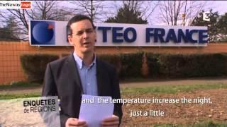 Chemtrails-Geoengineering bestätigt / France 3 TV