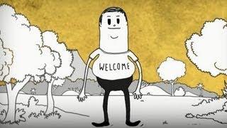 O HOMEM (MAN by Steve Cutts) [Full HD]