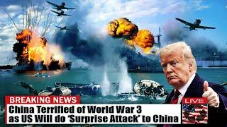 China Shocked (Jan 07) China terrified of World War 3 as US will do 'surprise attack' to China