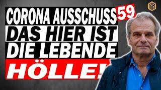 "Reiner Füllmich ""Morddrohungen gegen Zeugen im Ausschuss"" - Zusammenfassung Ausschuss Sitzung 59"