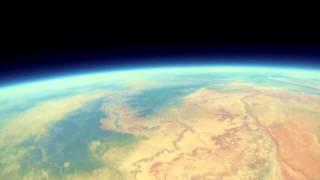 Faszinierende Bilder – Von der Erde bis in die Stratosphäre und wieder zurück