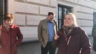 Eklat vor Gericht: Polizeieinsatz, Verhandlung verschoben!