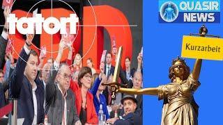 Quarantäne und Schadensersatz, Justiz und Heuchelei, Coronahilfen und Tafel, uvm!