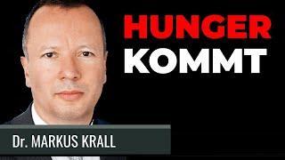 Markus Krall: Hunger kommt, ein geheimes Programm läuft hinter den Kulissen