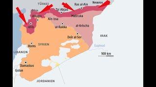 Türkei greift Syrien an