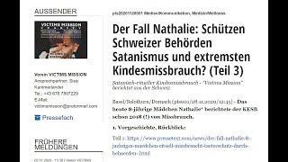 """""""Satanismus, Kindesmissbrauch, Adrenochrome und Vertuschung!!!"""" ..."""