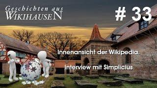 Innenansicht der Wikipedia. Interview mit \