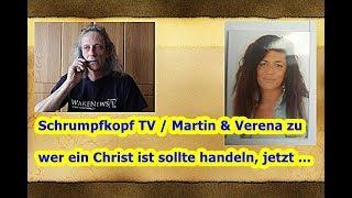 Trailer: Schrumpfkopf TV / Martin und Verena zu wer ein Christ ist sollte handeln, jetzt ...