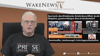 Bayrisch-oberfränkische Behördenwillkür deckt illegalen, gesetzwidrigen Bau in Reckendorf