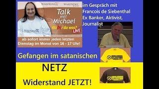 Gefangen im satanischen NETZ - Widerstand JETZT! - Francois de Siebenthal - Wake News Radio/TV