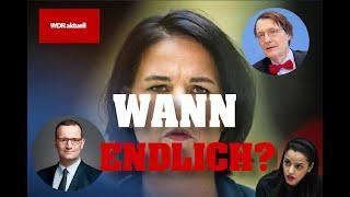 HAUSDURCHSUCHUNGEN bei Baerbock, Chebli, WDR, SPAHN...?