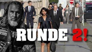 SAWSAN CHEBLI – Offiziell – es geht in RUNDE 2!