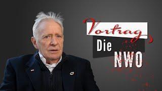 Wer die Welt regiert -  Die NWO - Vortrag von Hans-Joachim Müller