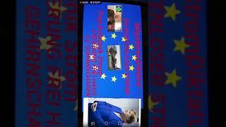 EU Wahlen Gratis wlan Strom  Merkel Drohnen Psychotronikwaffe Bürger Verbrechen Stasi Gestapo Zweig
