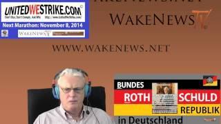 UNITEDWESTRIKE Radio-Marathon – Beugt ihr euch den Bankstern? 08.11.2014
