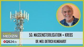 5G: Massensterilisation + Krebs vor programmiert?  | Dr. med. Dietrich Klinghardt | QS24