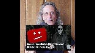 Schrumpfkopf TV / Youtube wird meine 3 Kanäle in ein paar Tagen löschen ...