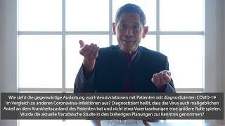 Corona Krise - Offener Brief an die Bundeskanzlerin von Prof  Sucharit Bhakdi