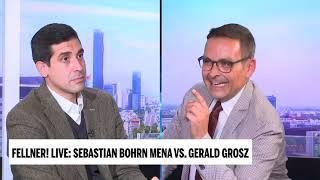 Das 1-G-Regime ist Selbstmord mit Anlauf - Gerald Grosz in Fellner Live auf oe24.tv