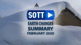 February 2020: Extreme Weather, Planetary Upheaval, Meteor Fireballs