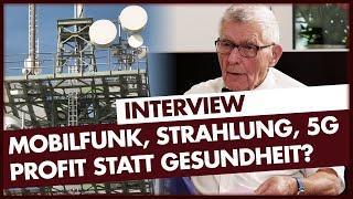 Prof. Dr. Karl Hecht: 5G und die Gefahr der Strahlung