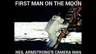 Die Apollo 11 Mondlandung - Wer hat die Kamera gehalten